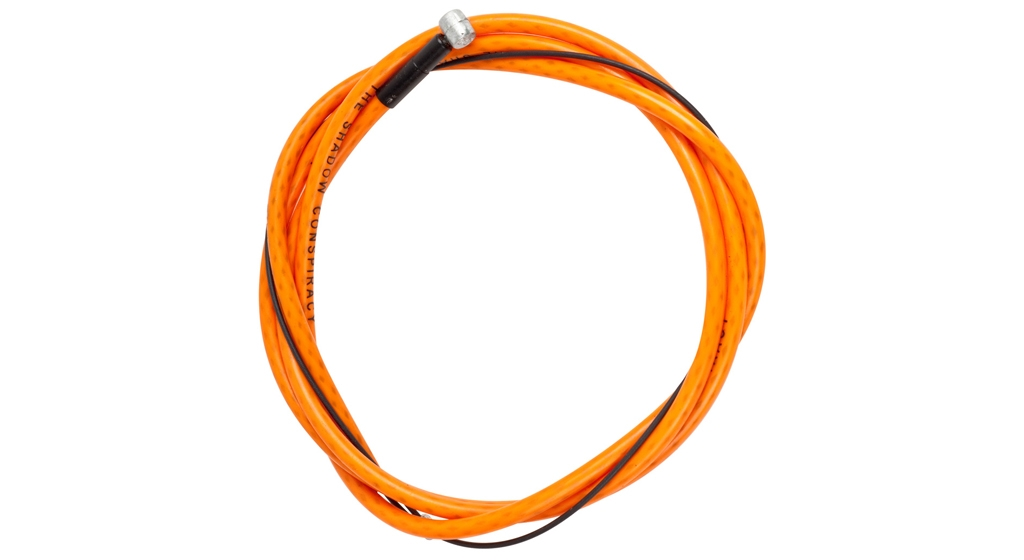 Câble + gaine de frein BMX TSC Linear Brake Cable October Orange