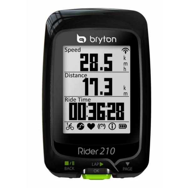Compteur GPS Bryton Rider 210 E