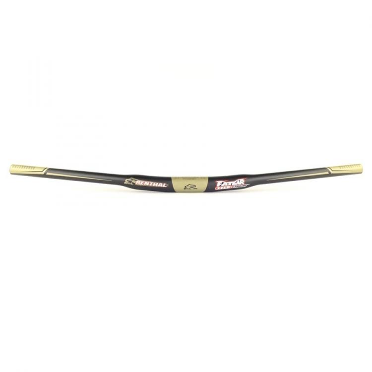 Cintre Renthal Fatbar Lite Carbon Rise 10 mm 31.8 mm/740 mm
