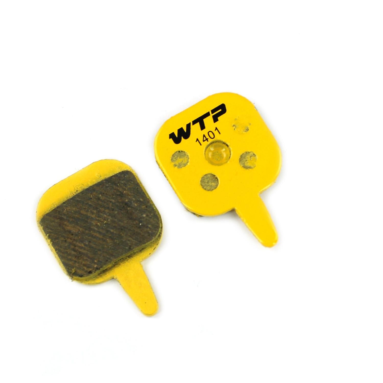 Plaquette de frein WTP compatible Tektro Io