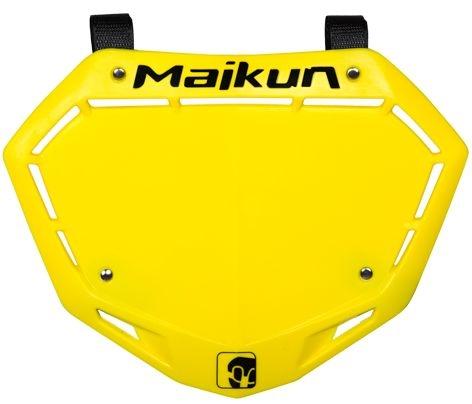 Plaque frontale Maikun 3D Plate Mini Jaune