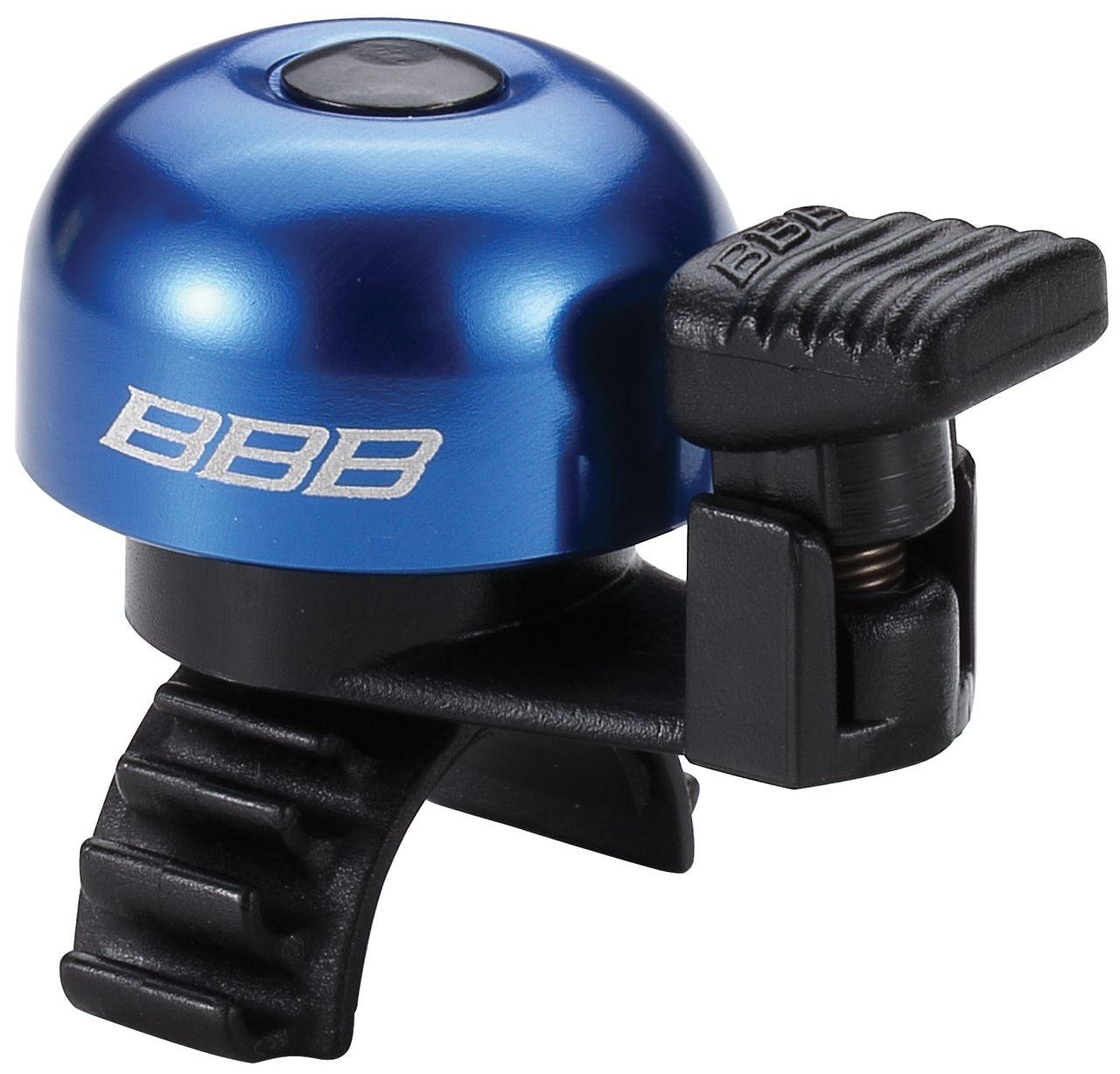 Sonnette BBB EasyFit Bleu - BBB-12