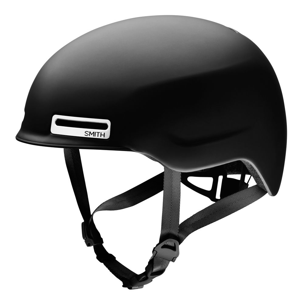 Casque Smith Maze Bike Mat Noir - S / 51-55 cm