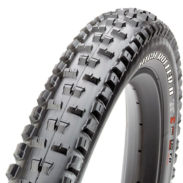 Pneu Maxxis 27.5 x 2.80 High Roller II Plus Tubeless Ready EXO Dual