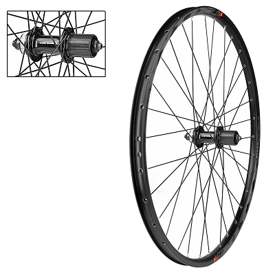 Roue arrière Velox 27,5 Enduro / All-Mountain Klixx Tubeless Ready