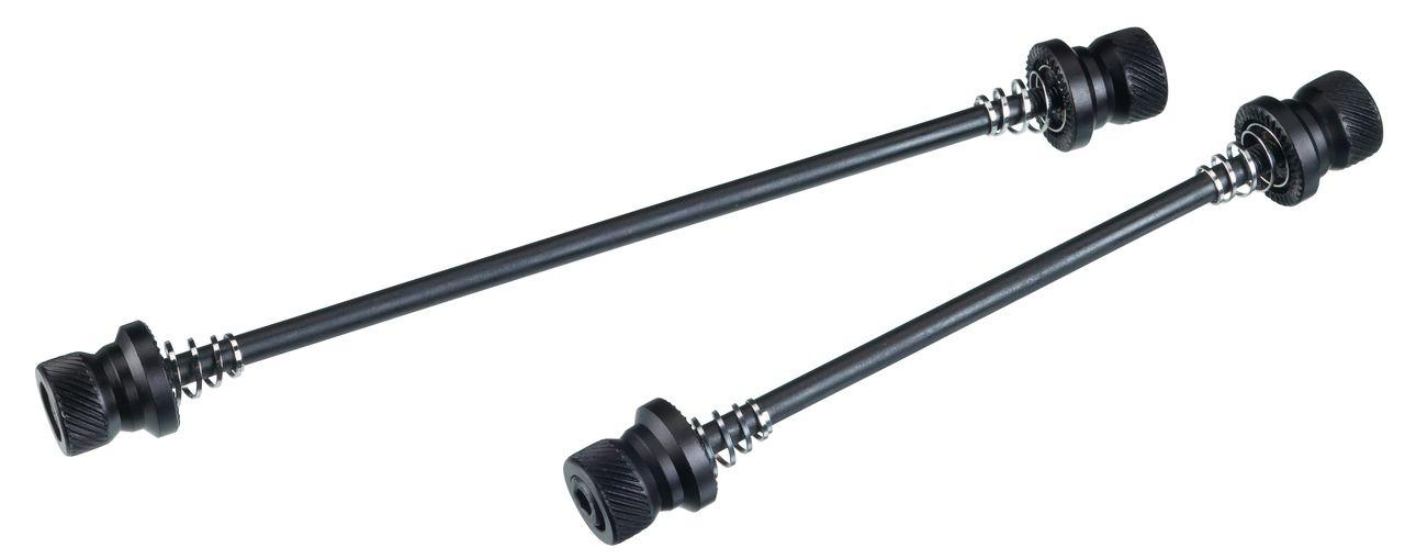Blocages de roue BBB WheelFixed antivol à visser (noir) - BQR-03