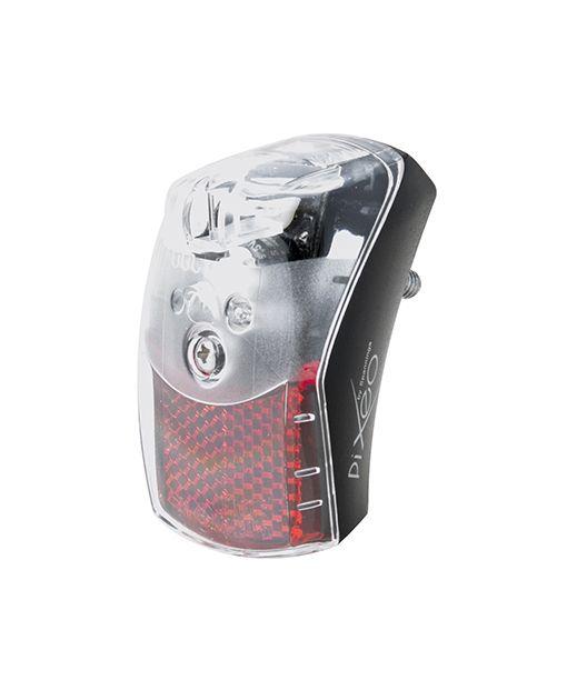 Éclairage arrière Spanninga Pixeo Xb 1 LED sur garde-boue (À piles)