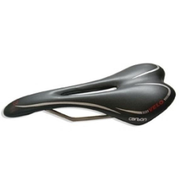 Selle vélo CQ route Ultralite confort anatomique