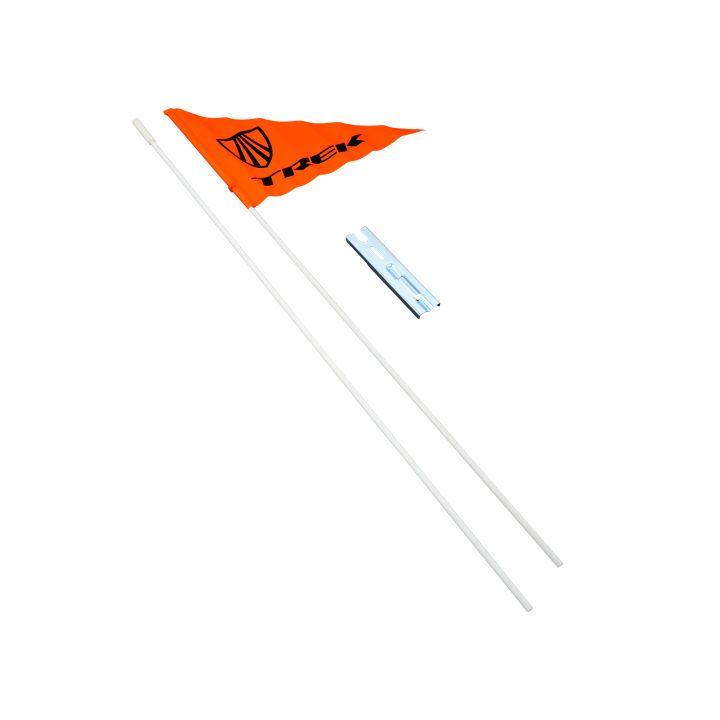 Fanion de sécurité Trek Trailer MT 201/MT 206 Orange