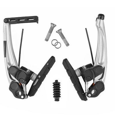 Étrier de frein VTT V-brake Shimano XT M750 Argent (La paire)