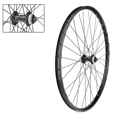 Roue avant Velox 27,5 Enduro / All-Mountain Klixx Tubeless Ready