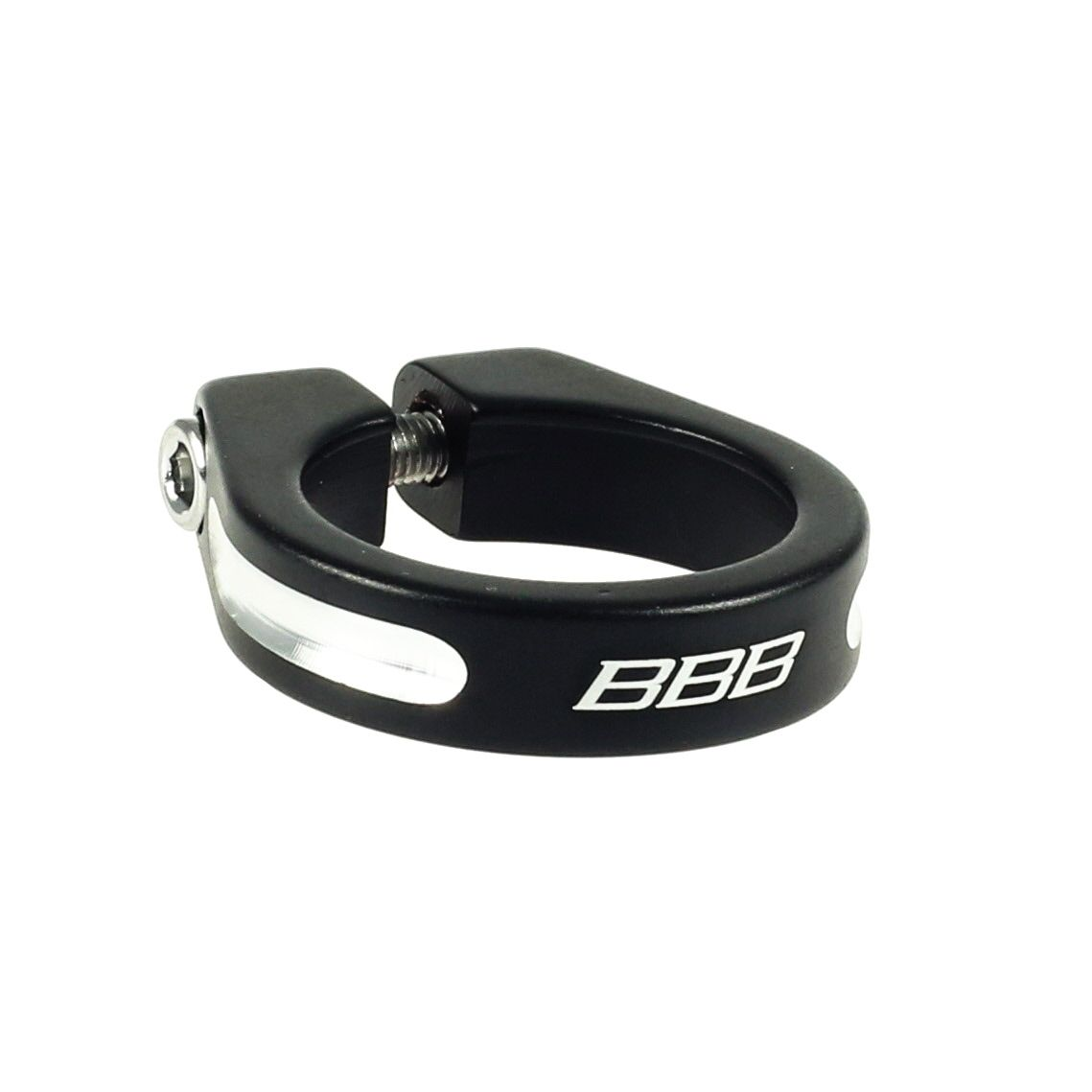 Collier de serrage BBB TheStrangler 34,9 (noir) - BSP-80