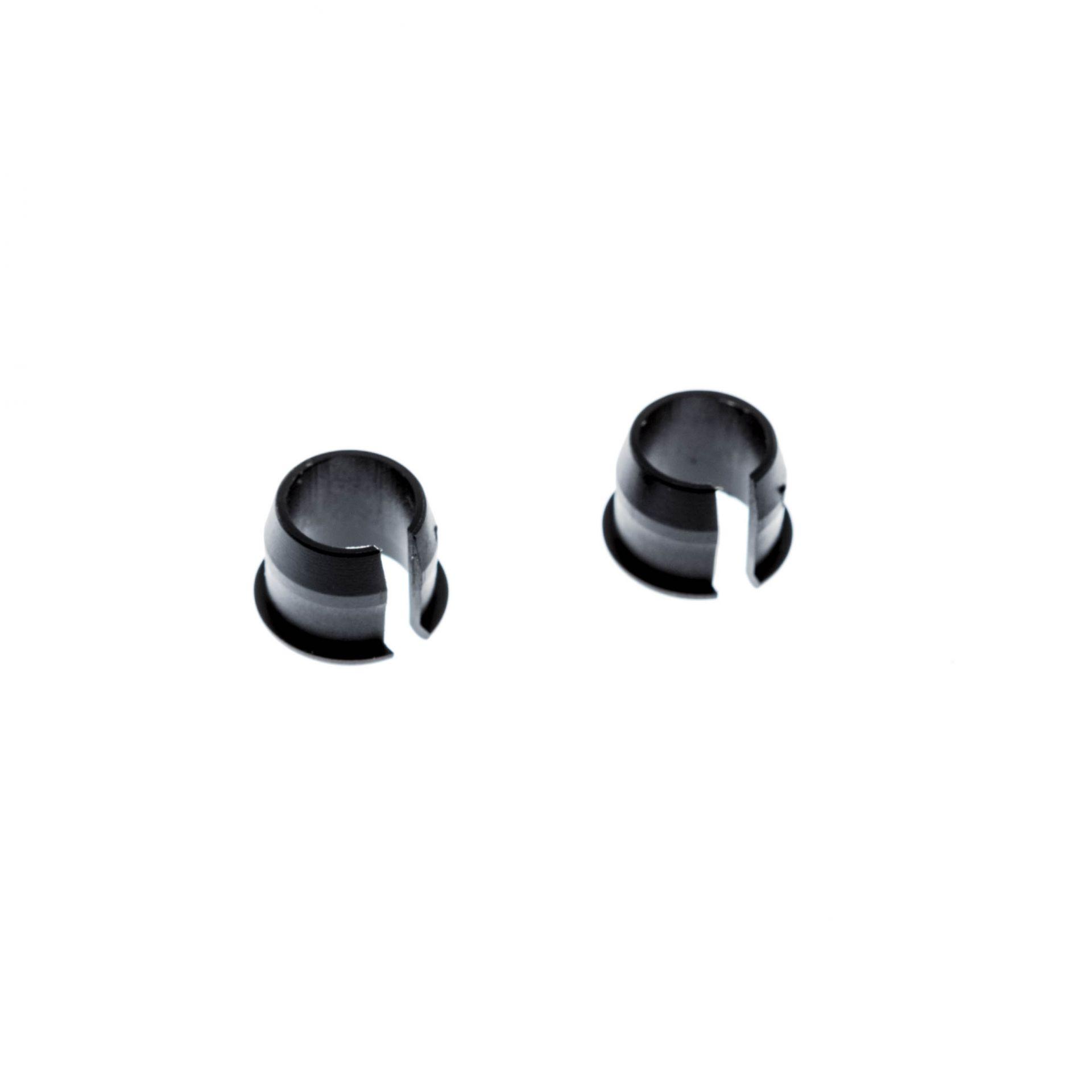 Réducteurs Mavic pour perçage Schrader 8,5 vers Presta 6,5 mm (x2)
