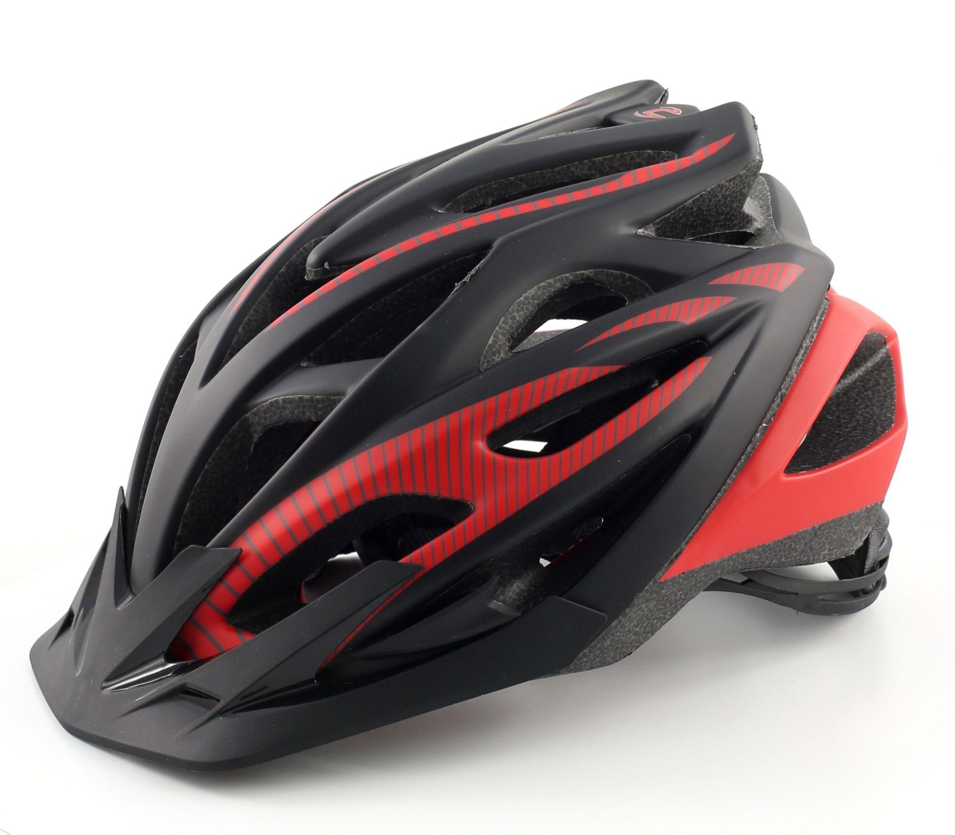Casque Cannondale Helmet Radius Noir/Rouge L