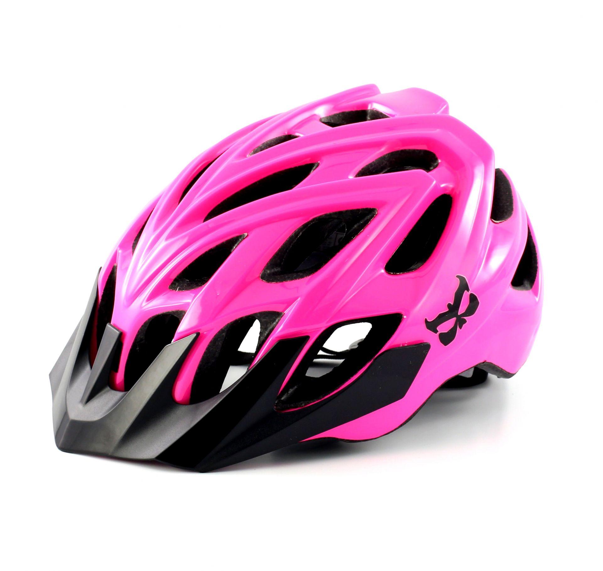 Casque Kali Protectives Chakra Logo Pink - XS/S (50-54)
