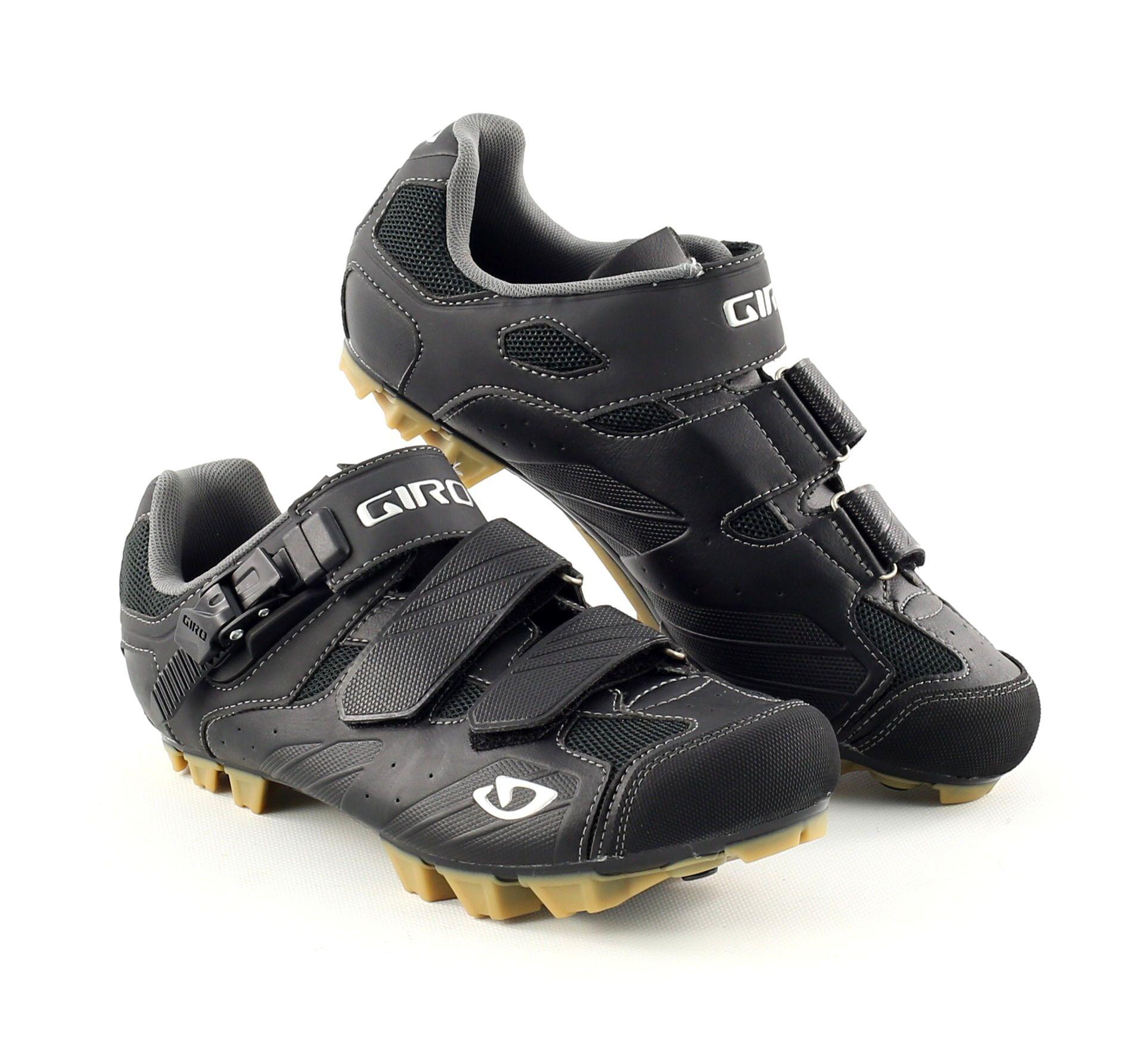 Chaussures VTT Giro Privateer HV Noir/Gum - 44