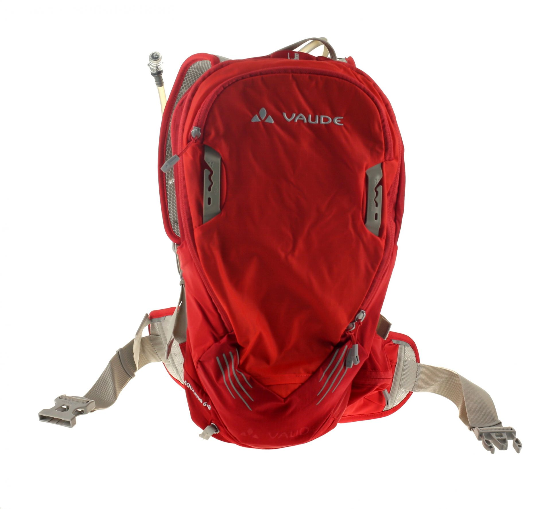 Sac à dos d'hydratation Vaude Aquarius 6+3 L Rouge