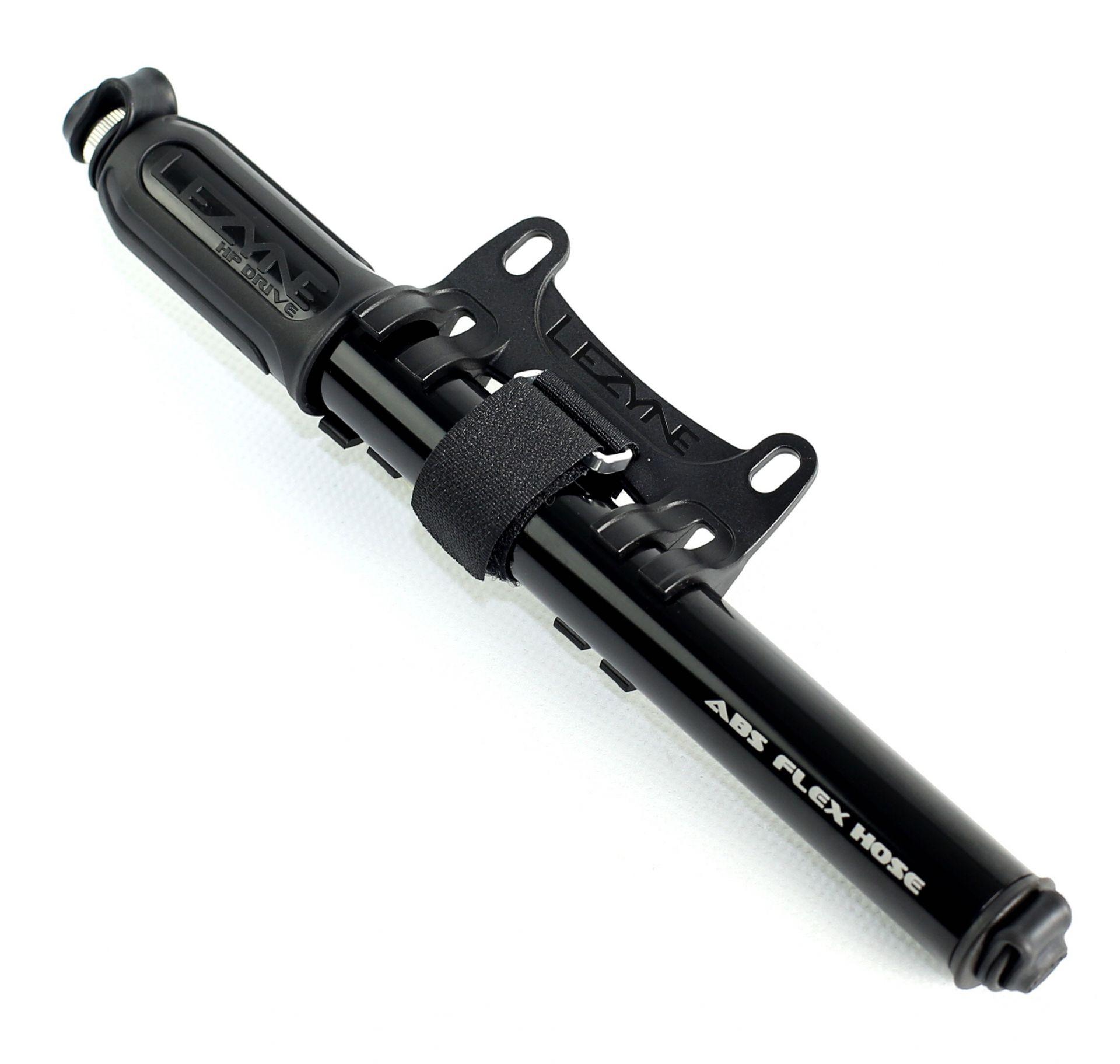 Mini pompe Lezyne HP drive Noir Taille M
