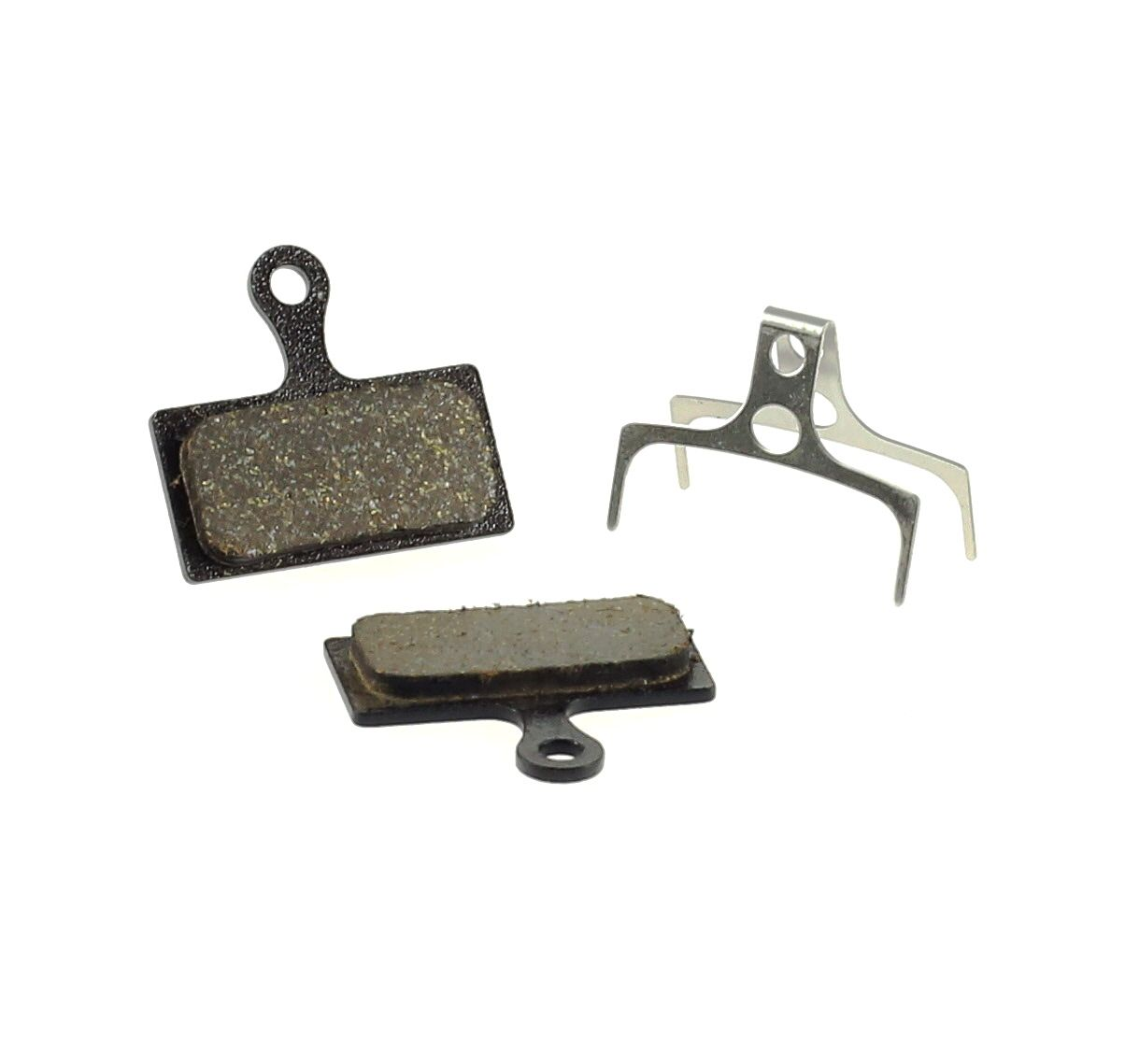 Plaquettes semi-métalliques Ashima comp. Shimano XTR BR-M985