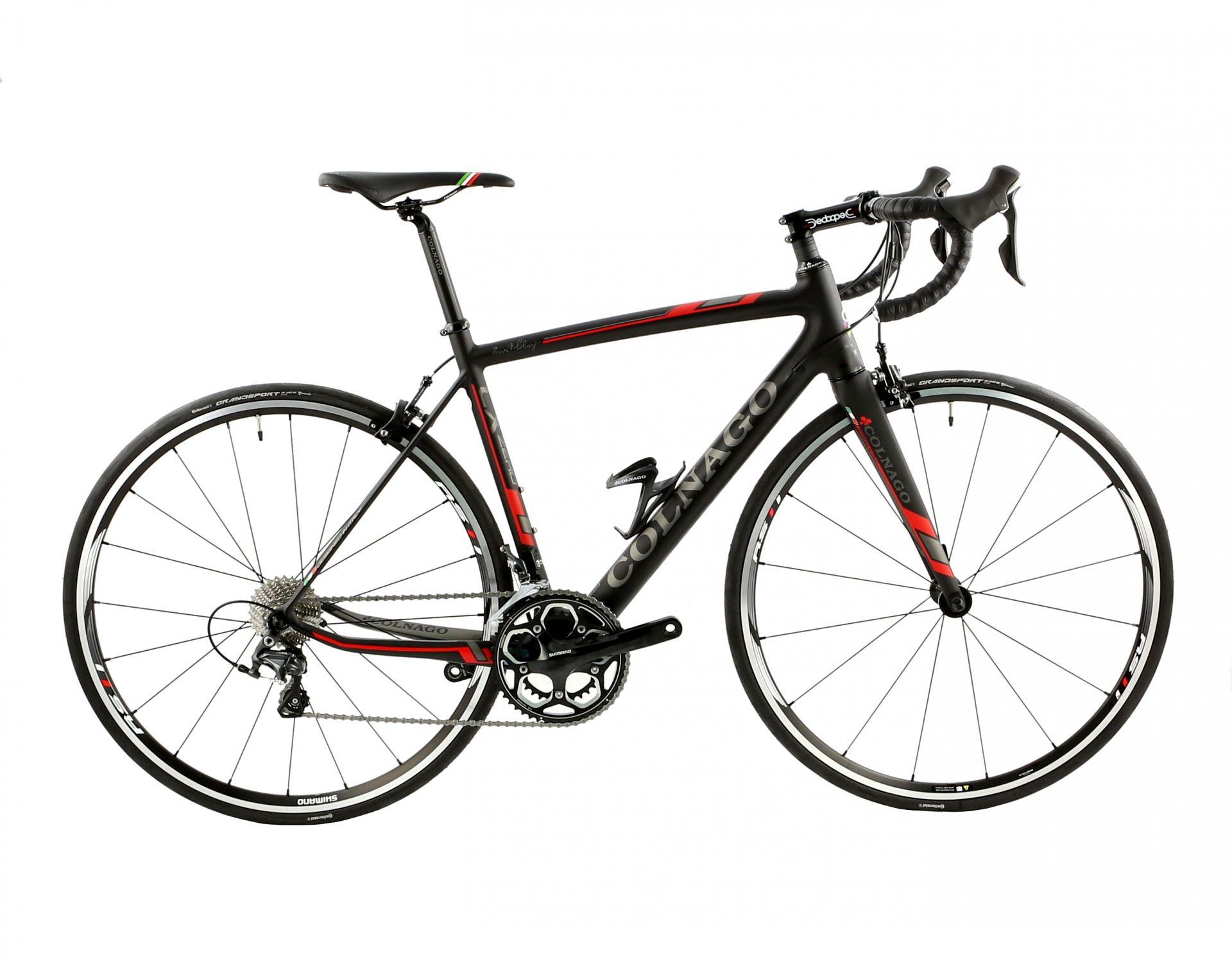 Vélo Colnago CX Zero Ultegra mix 11s / Sh. WH-RS11 (LABR) 2015 - 480S