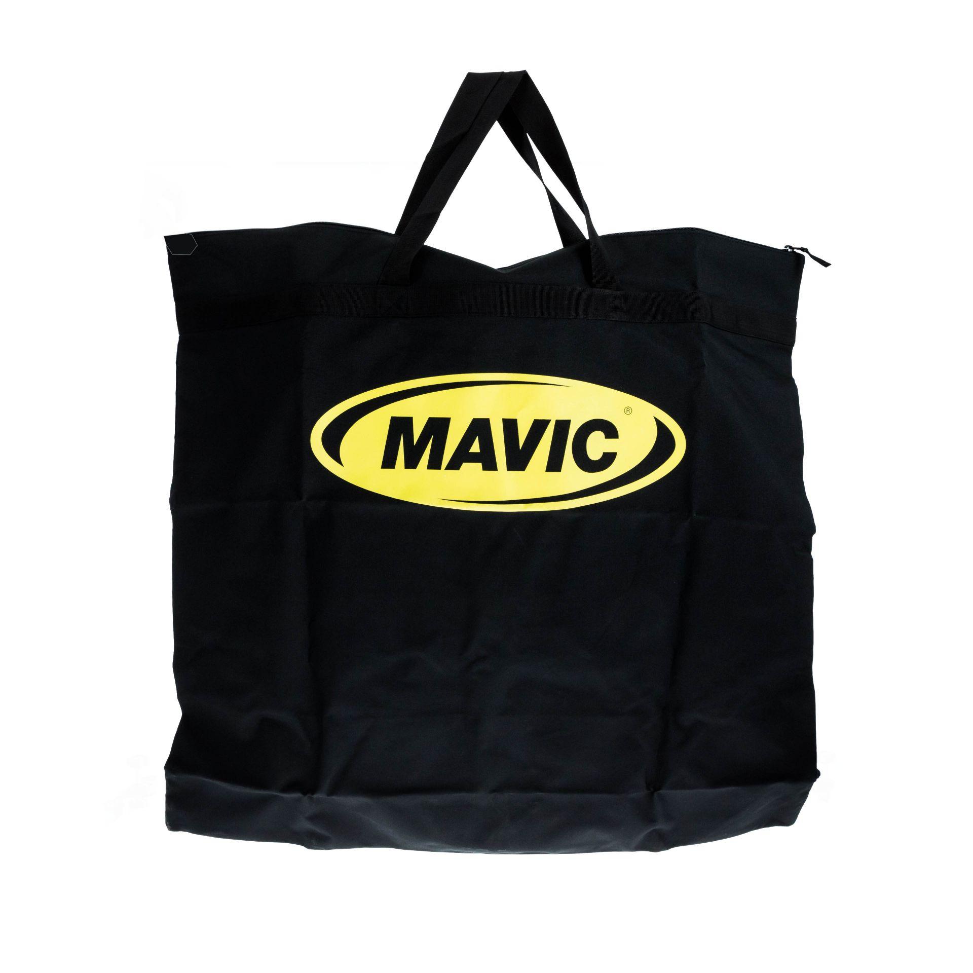 Housse de roue VTT Mavic Noir/Jaune (Unité)