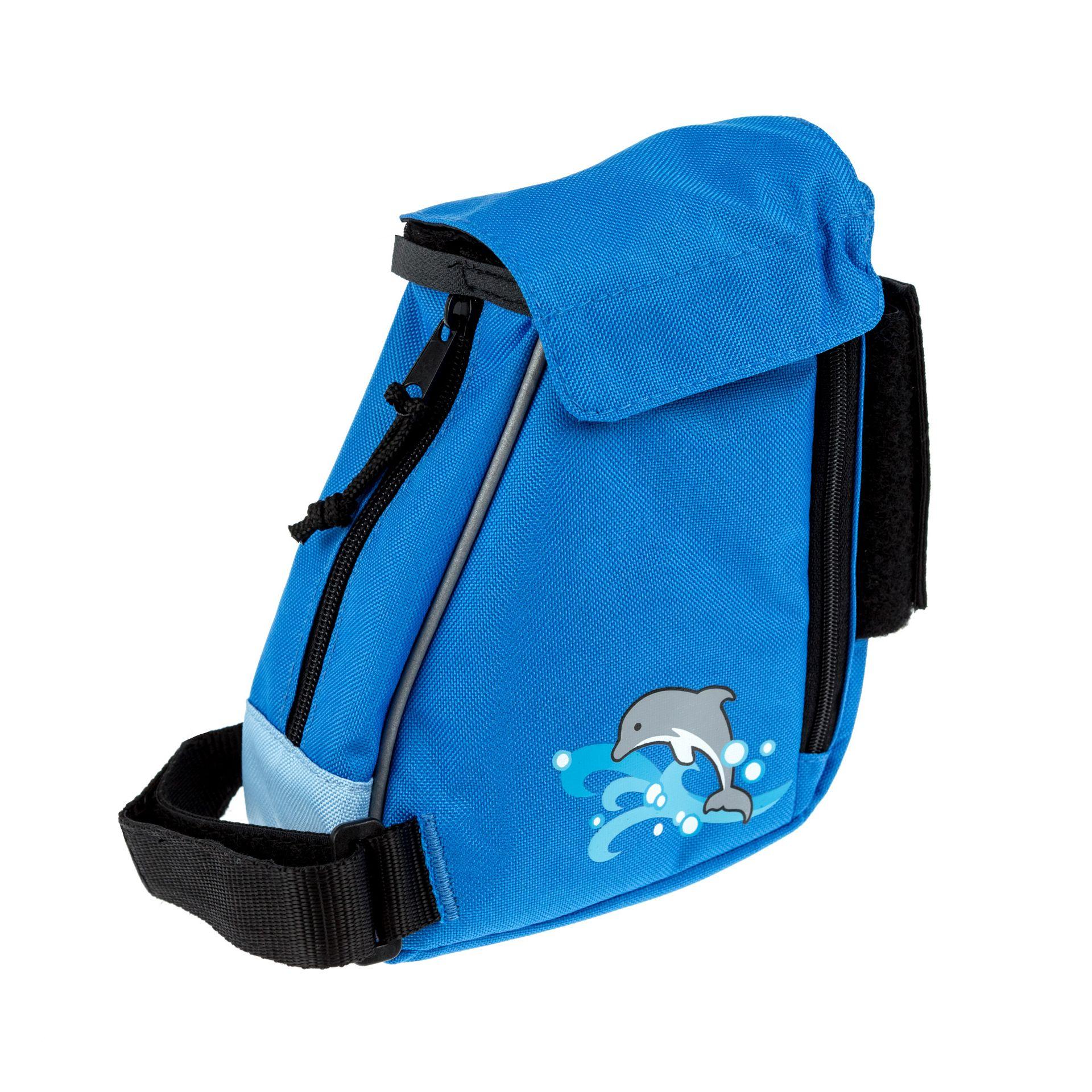 Sacoche draisienne Puky LRT Bleu/Bleu clair