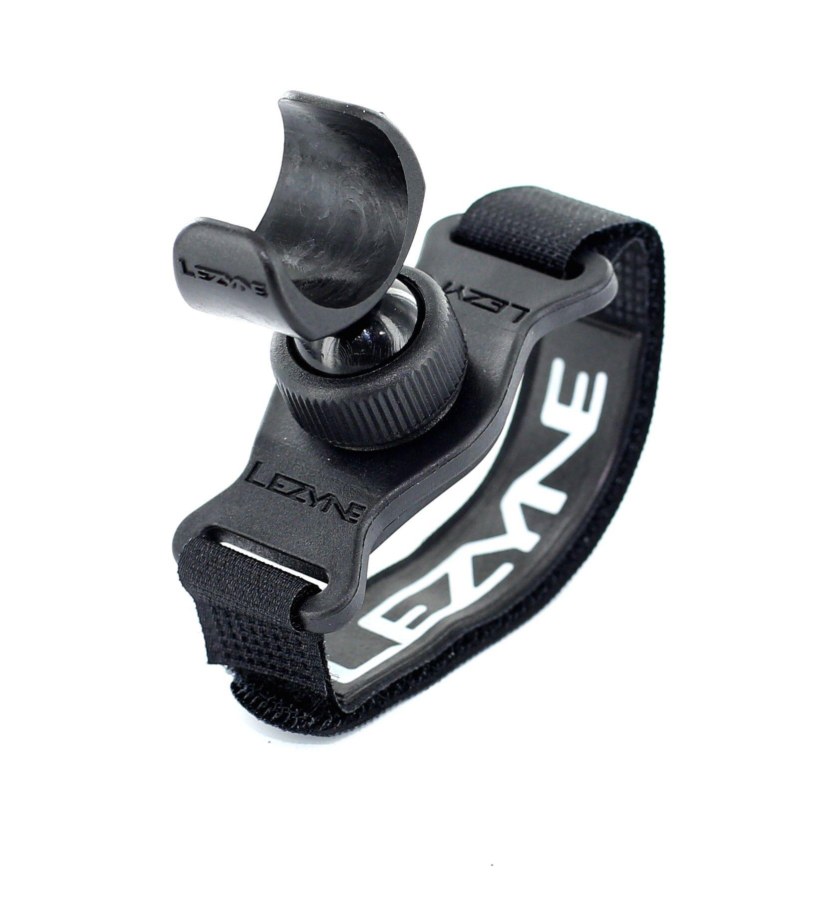 Support Lezyne Helmet mount CM pour Micro, Macro et Hecto