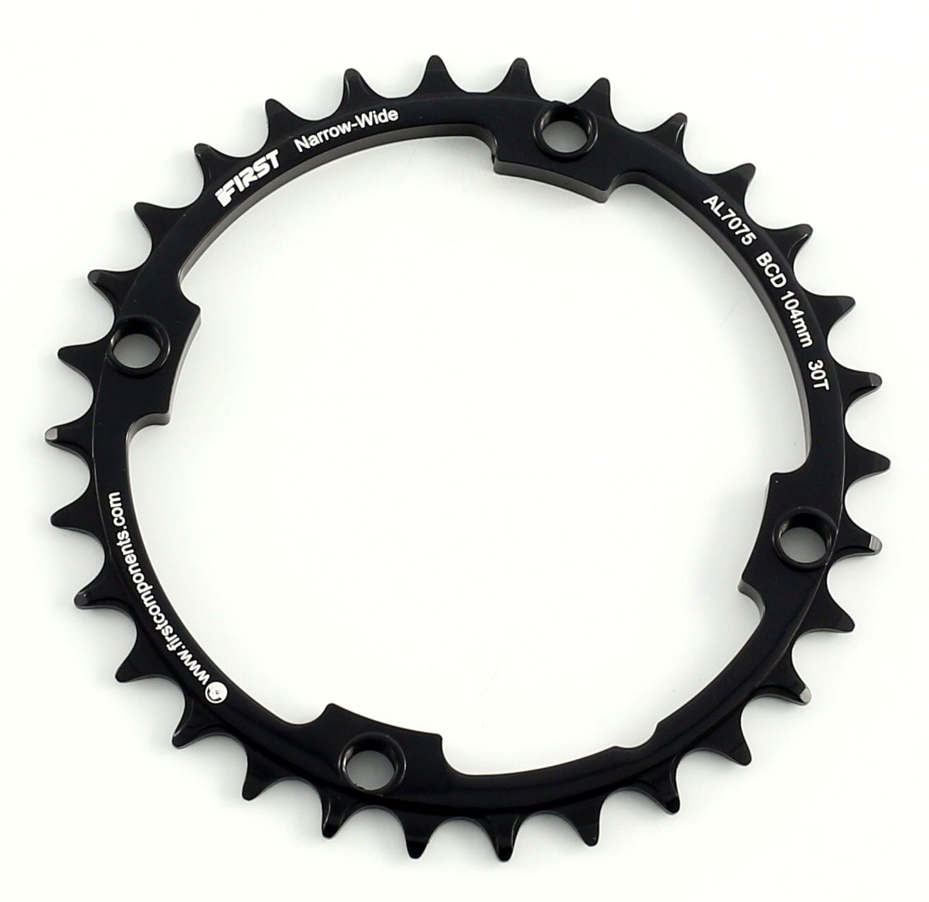 Couronne First Components Drop-Stop 30 dents narrow/wide 104 mm