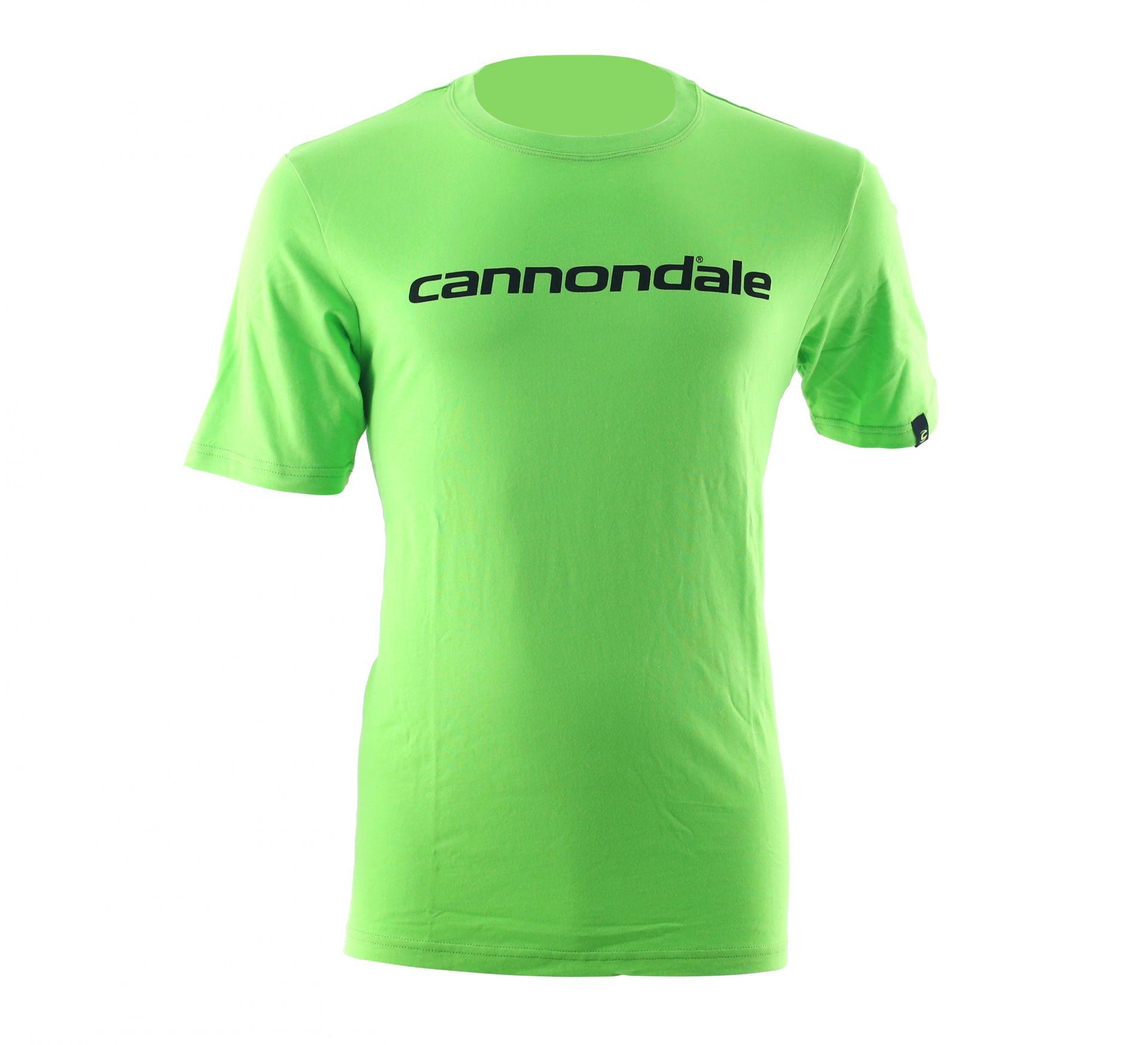T-Shirt Cannondale Casual Vert Berzerker - XL