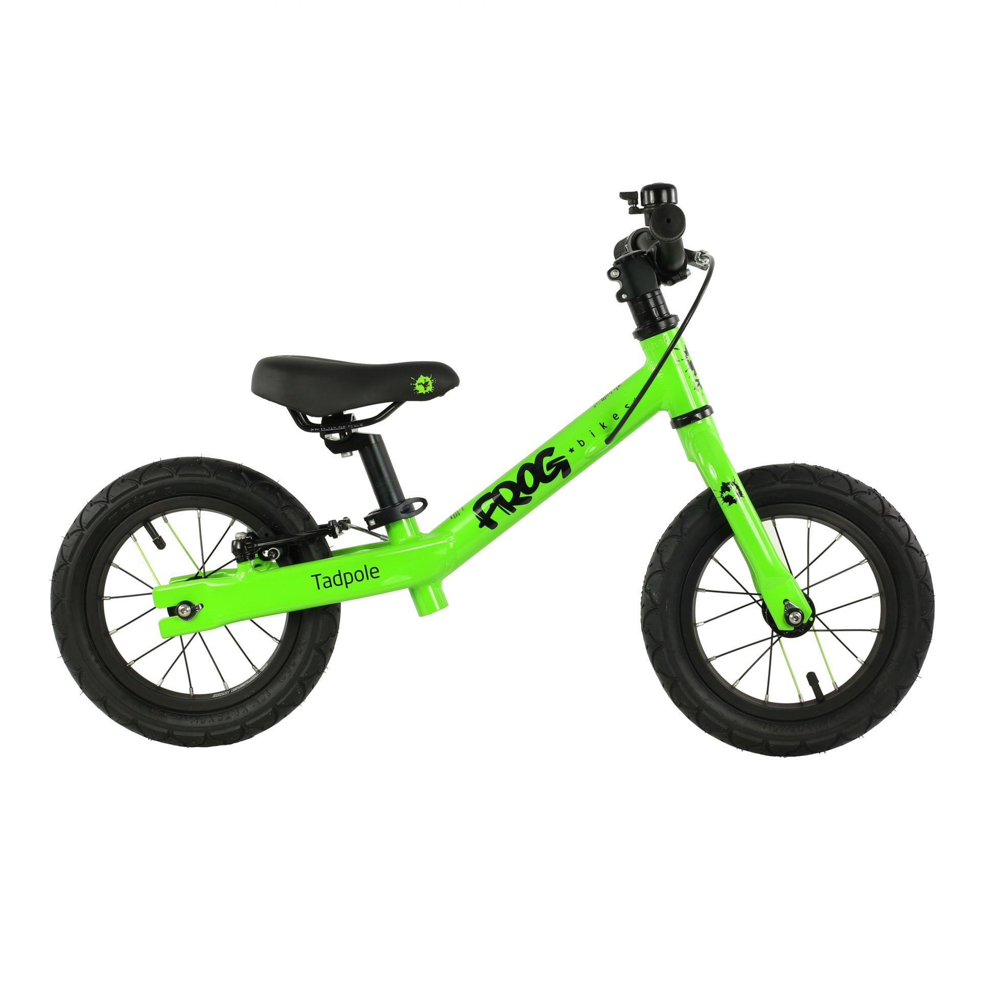 Draisienne Frog Bikes Tadpole 12\