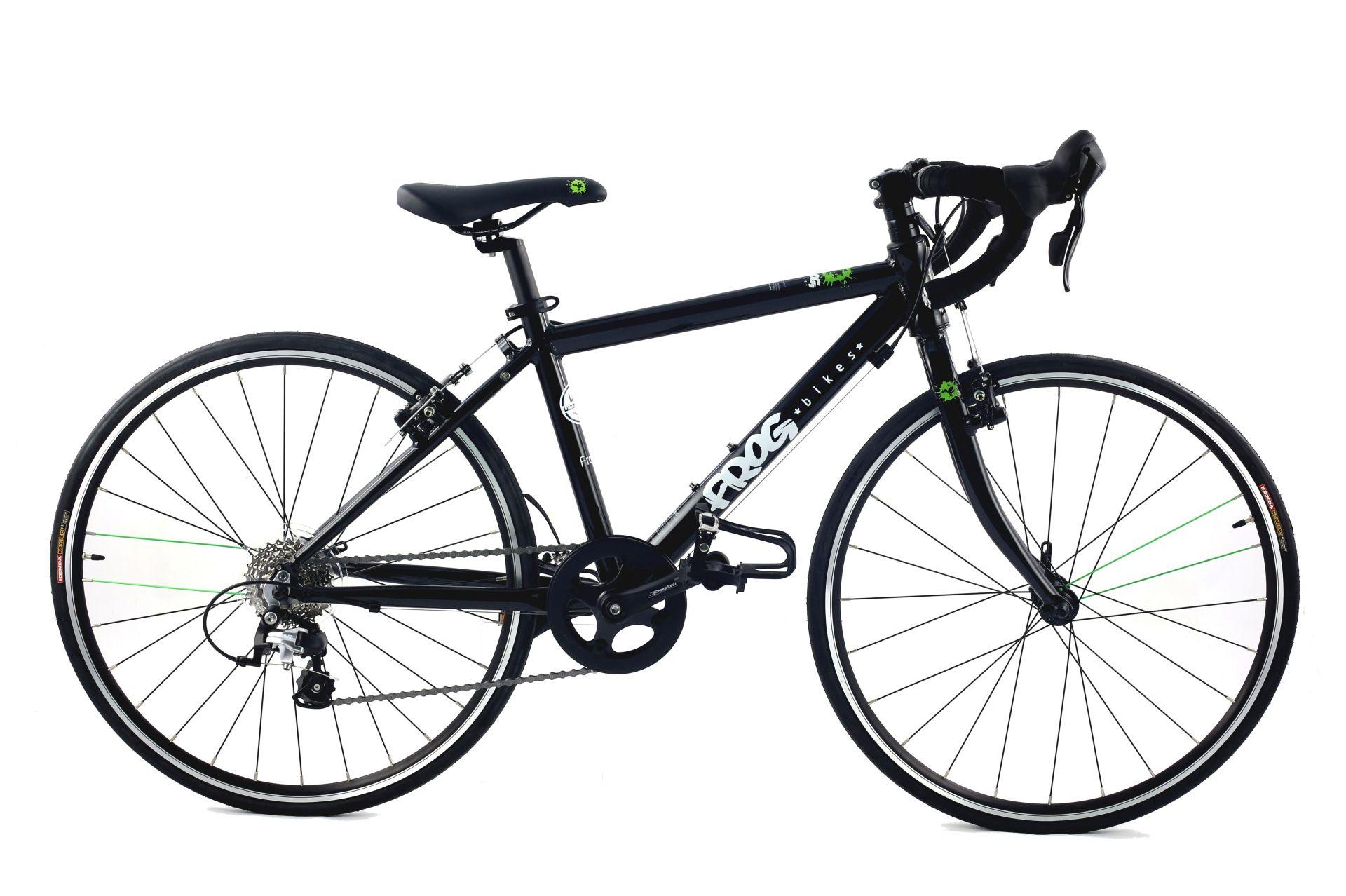 Vélo route enfant Frog Bikes Road 67 Noir