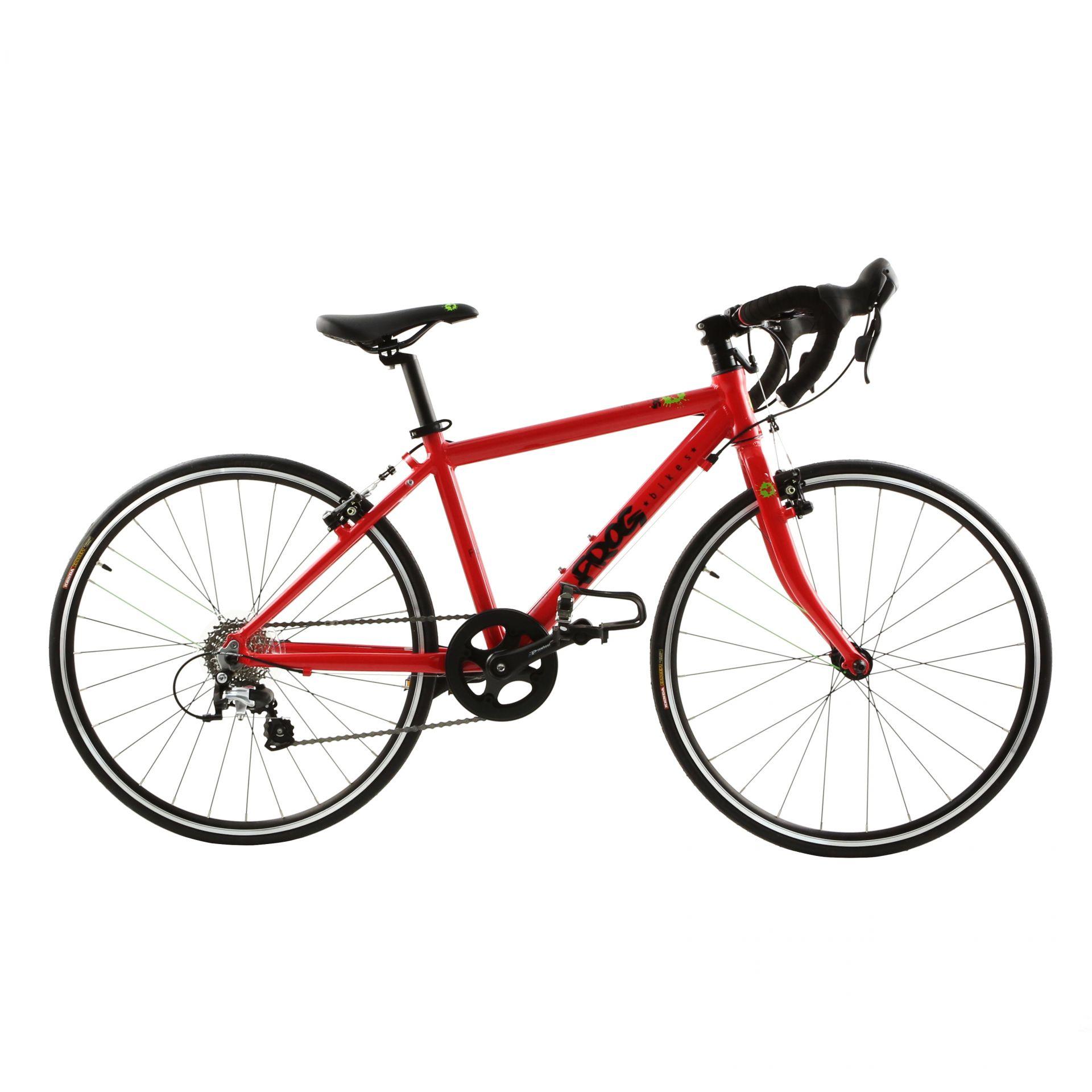 Vélo route enfant Frog Bikes Road 67 Rouge