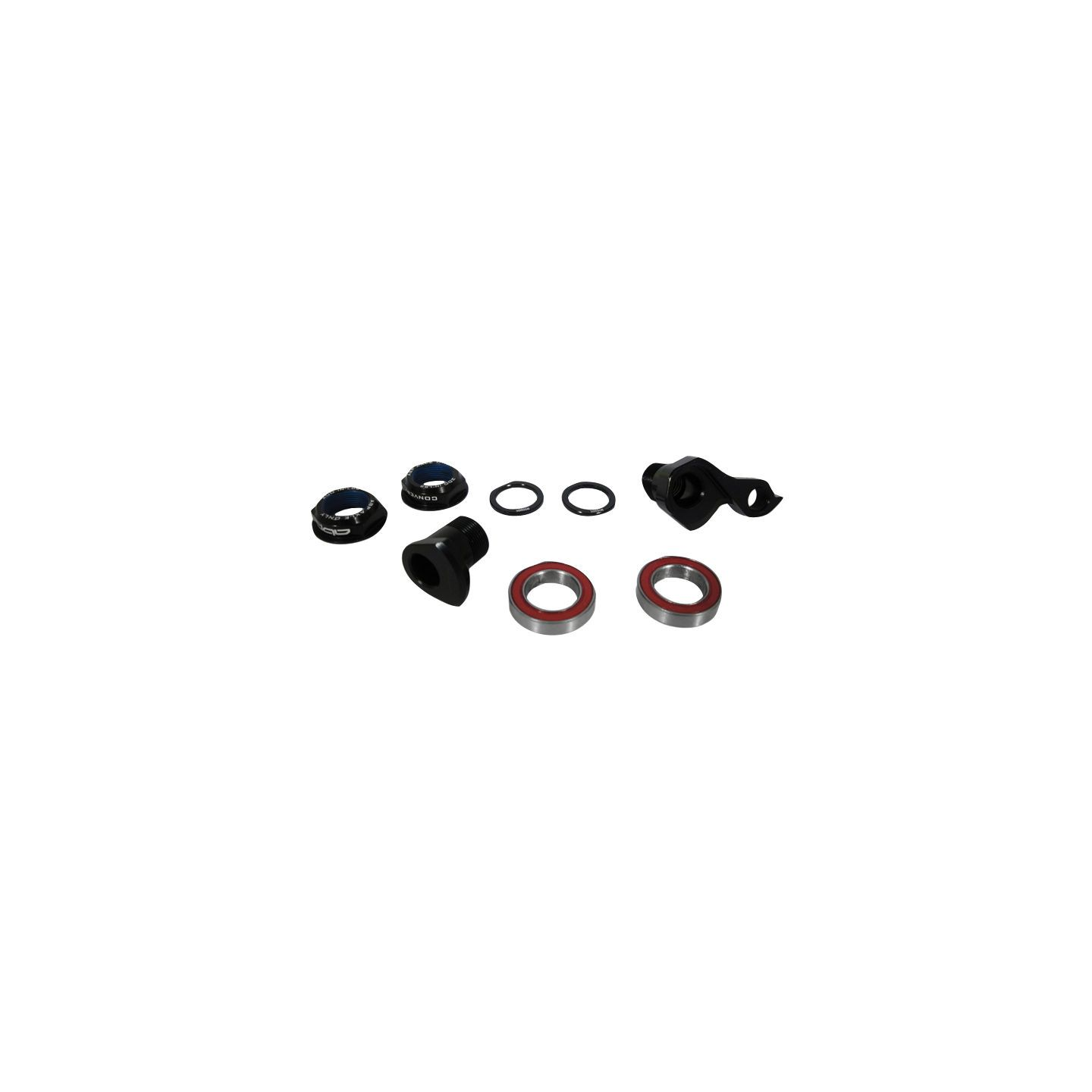 Kit de conversion ABP Trek 142 x 12 fixation pour patte