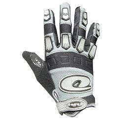Gants longs VTT Oktos Cross Gris/Noir - S