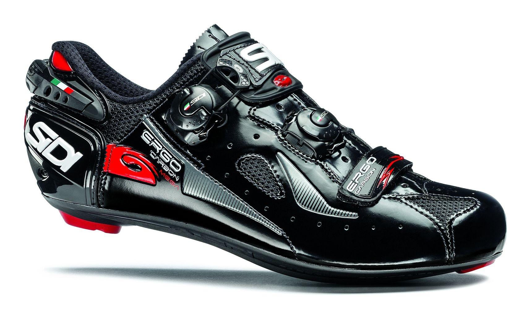Chaussures Sidi ERGO 4 Mega Carbon Composite Noir - 43
