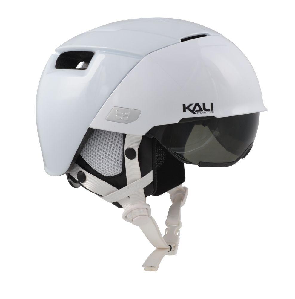 Casque Kali Protectives City Solid Blanc - L/XL / 58-62 cm