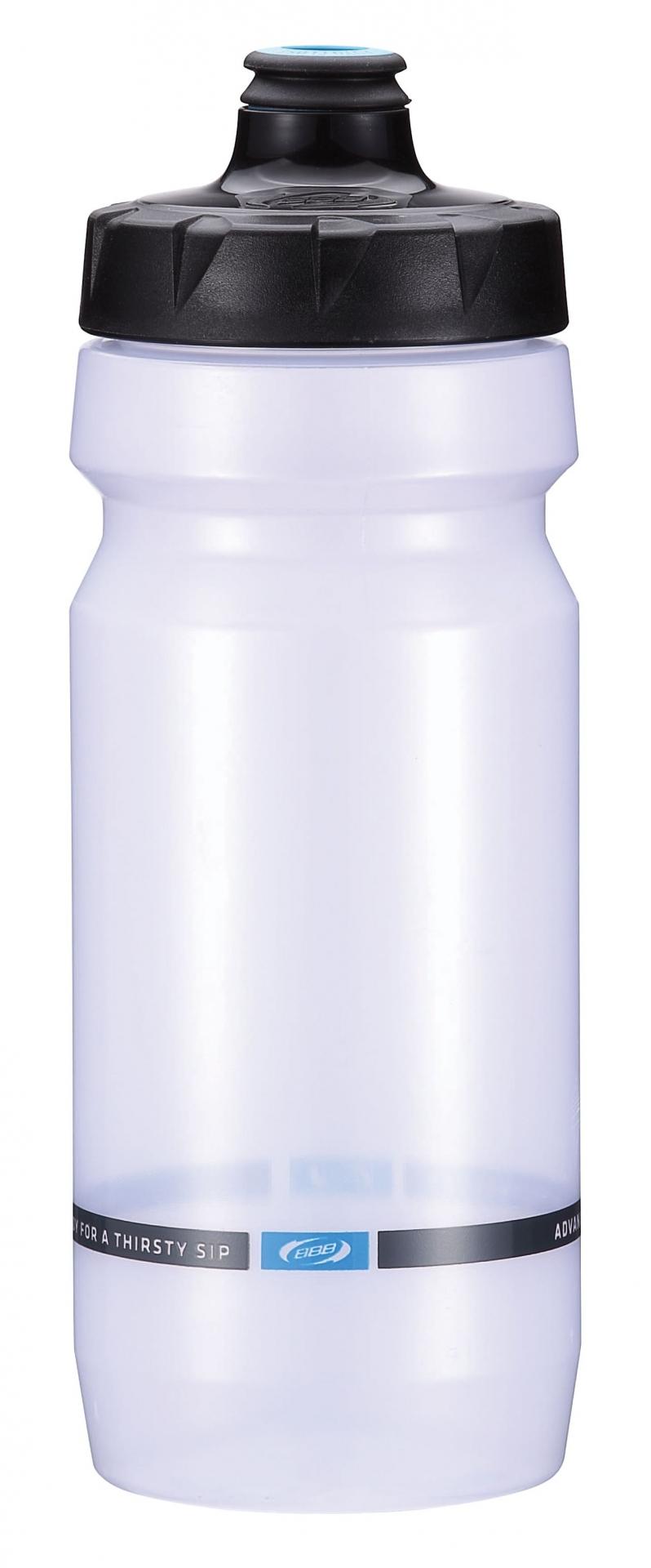 Bidon BBB AutoTank avec valve 550 ml Transparent - BWB-11