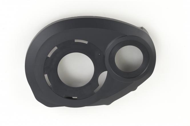 Cache moteur design Bosch Performance côté droit Anthracite