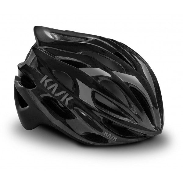 Casque KASK Mojito - Noir/Anthracite - M