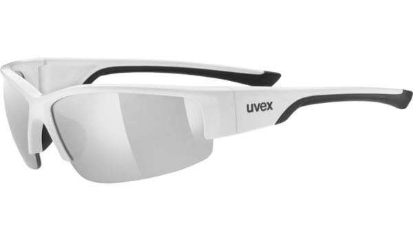 Lunettes UVEX Sportstyle 215 Blanc/Noir