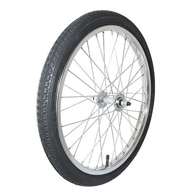 Roue AV pour tricycle adulte Gomier 20\