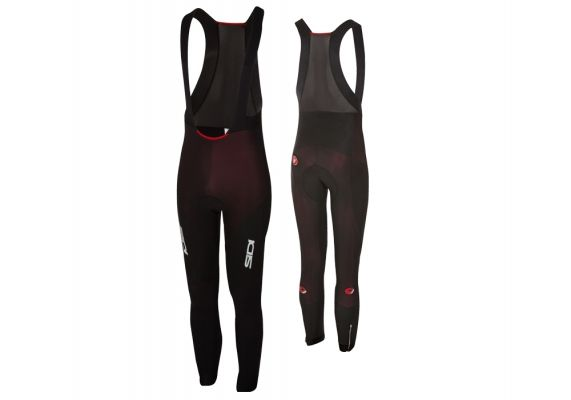 Collant long Sidi by Castelli Dino Tre Noir - M