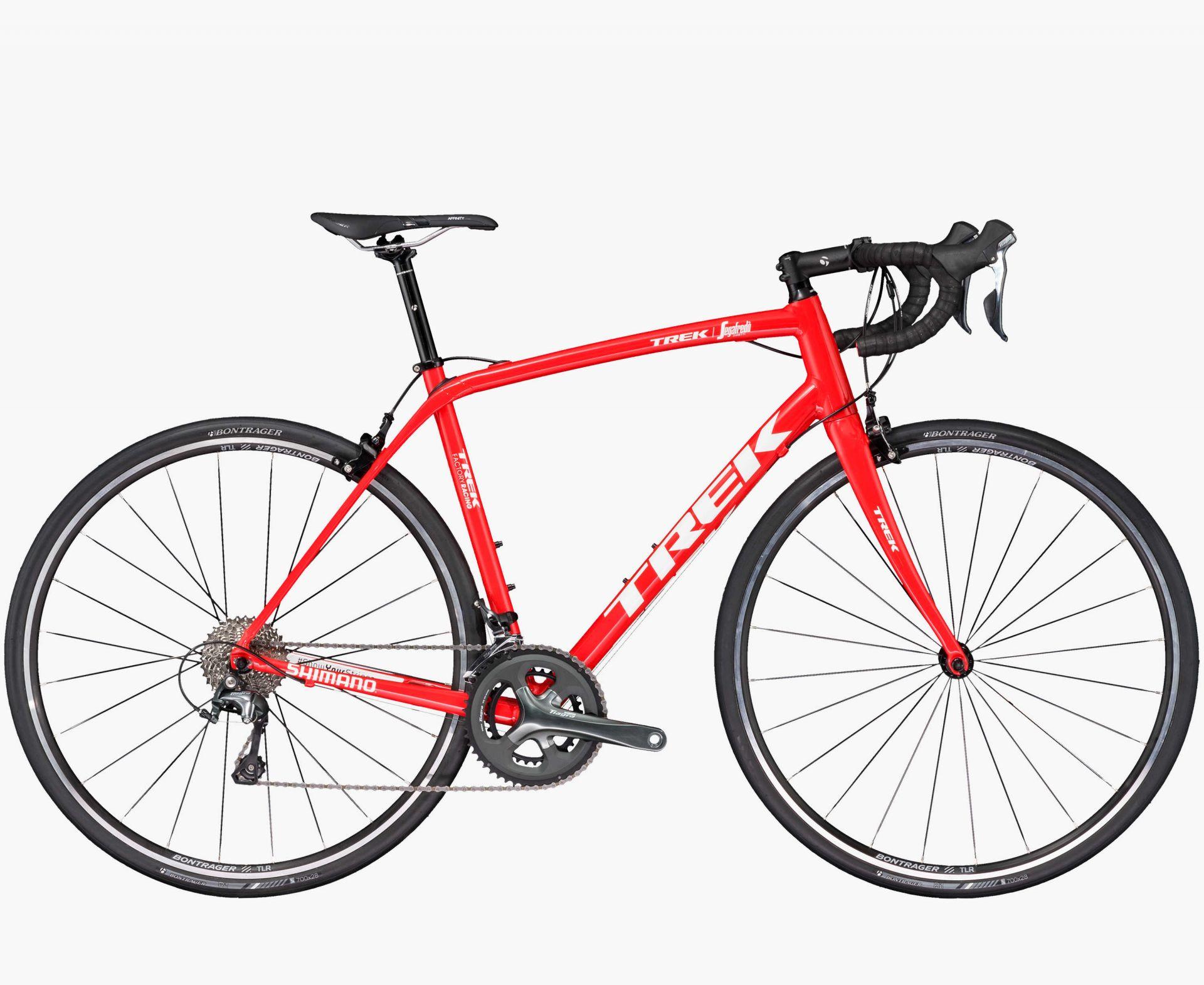 Vélo route Trek Domane ALR 4 Team Segafredo - 52 cm
