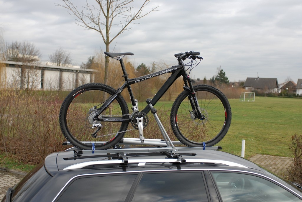 Porte-vélos de toit Unitec MaXXimum