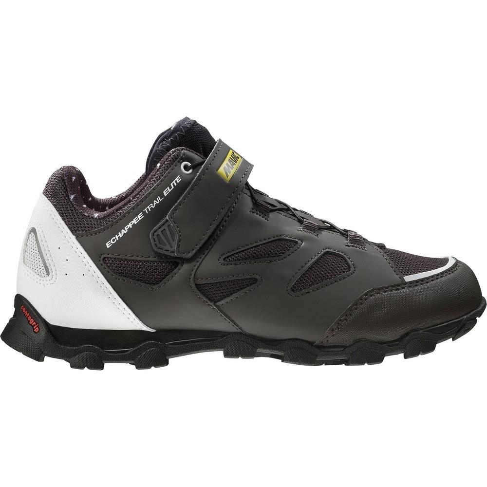 Chaussures VTT femme Mavic Échappée Trail Elite After Dark/Blanc/Noir - 36 2/3
