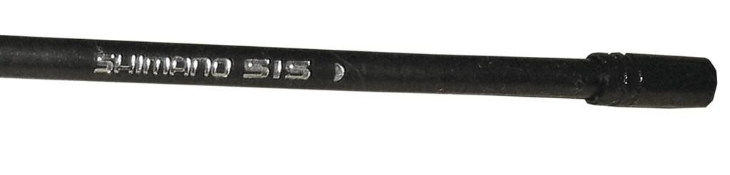 Gaine de dérailleur Shimano SIS-SP41 520 mm Noir