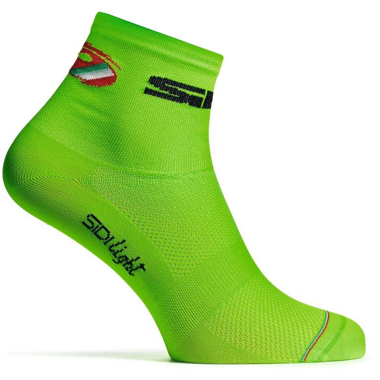 Chaussettes Sidi COLOR SOCKS Vert fluo - 40/43