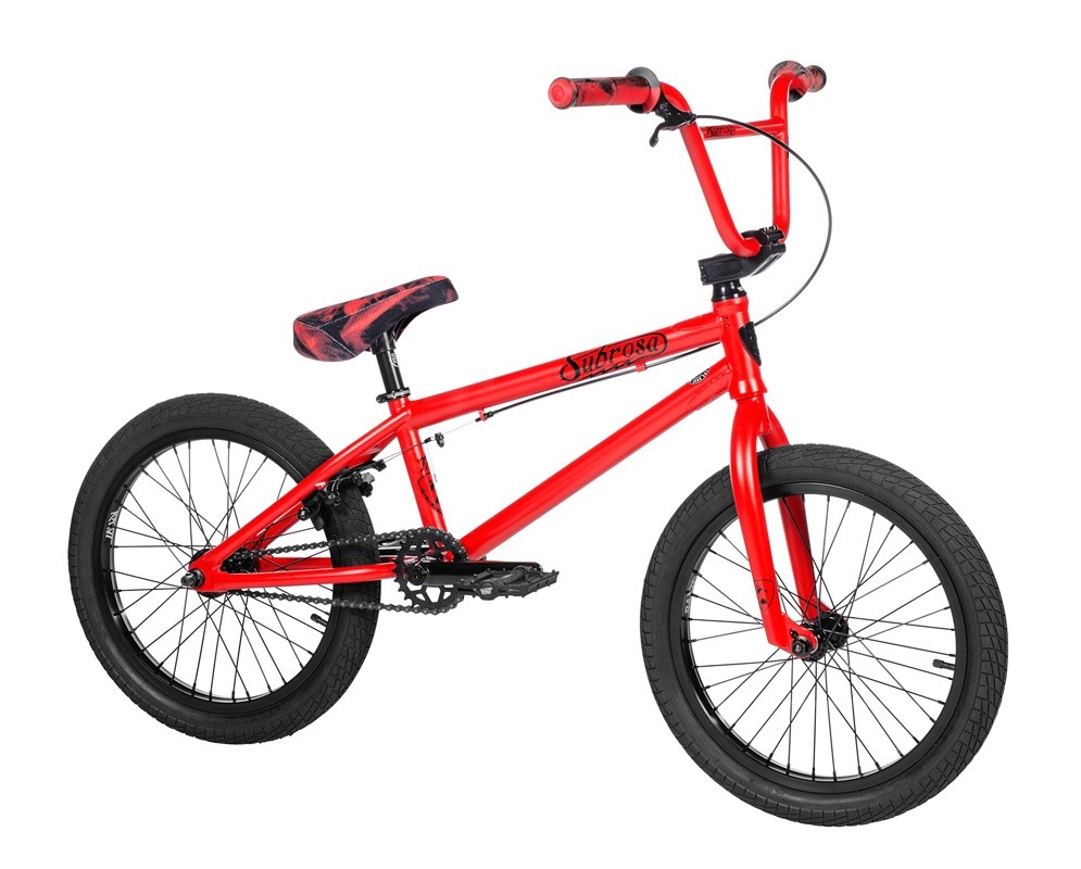 BMX Subrosa Tiro Satin Red (TT: 18\