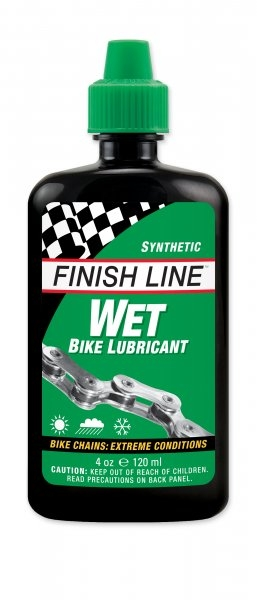 Lubrifiant Finish Line Wet Lube (Cross Country) (120 ml)