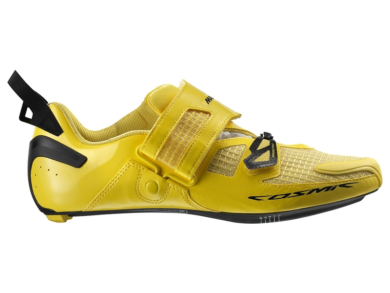 Chaussures Mavic Cosmic Ultimate Tri Jaune Mavic - 43 1/3